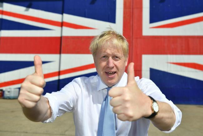 Boris Johnson proposed taking the title of 'minister of the Union' if he becomes PM