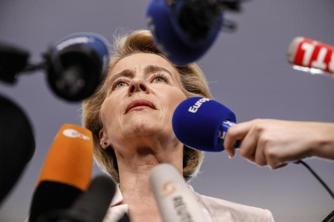 Germany's Ursula von der Leyen could become the first woman to hold the position of European Commission President
