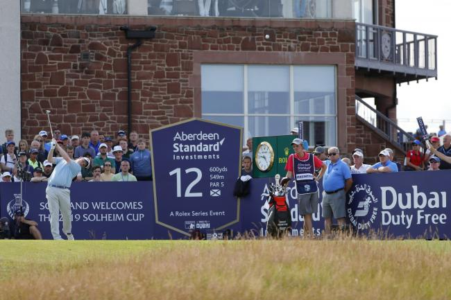 Oban's Robert MacIntyre prospered in the marquee group with Rory McIlroy and Rickie Fowler