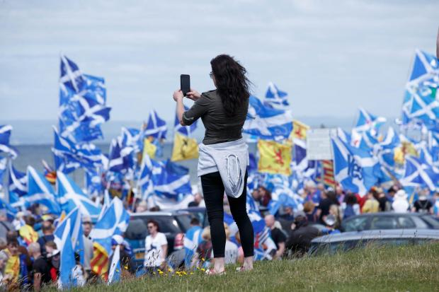 Events like that held in Ayr earlier this month disprove the Unionist assertion that there is no demand for Scottish independence