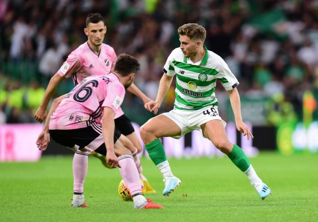 James Forrest has been linked with a £12m move to Zenit St Petersburg