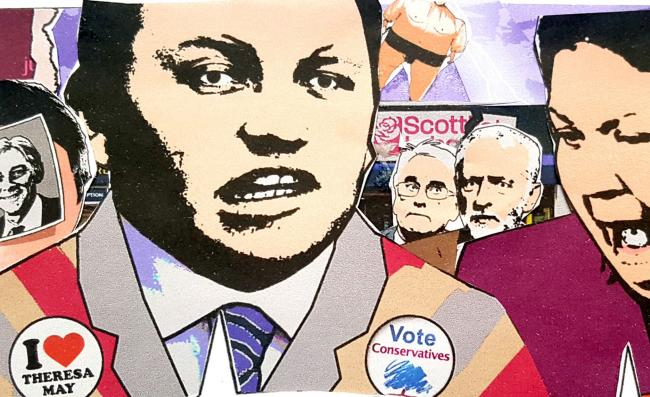 Ian Murray is passionate about Unionism