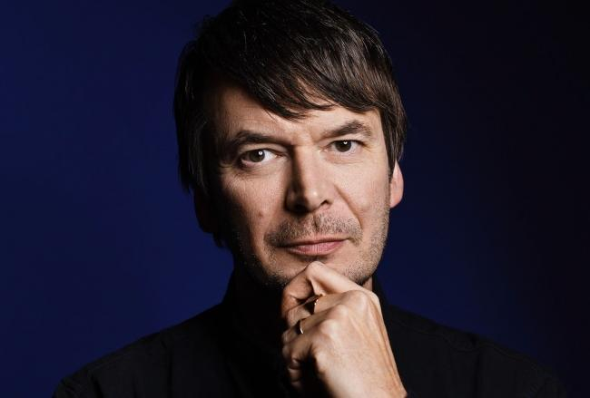 Author Ian Rankin will appear at the book festival