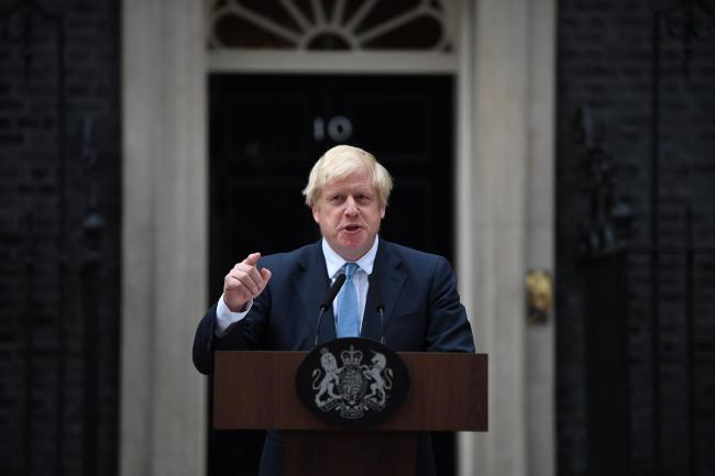 Prime Minister Boris Johnson said he would not debate the First Minister of Scotland