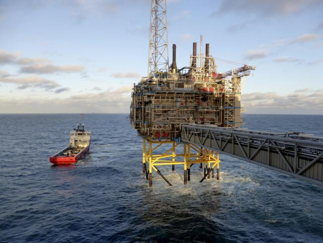Norway invests its oil surplus profits into public welfare funds and pensions