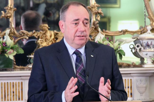 Date set for preliminary hearing in Alex Salmond court case