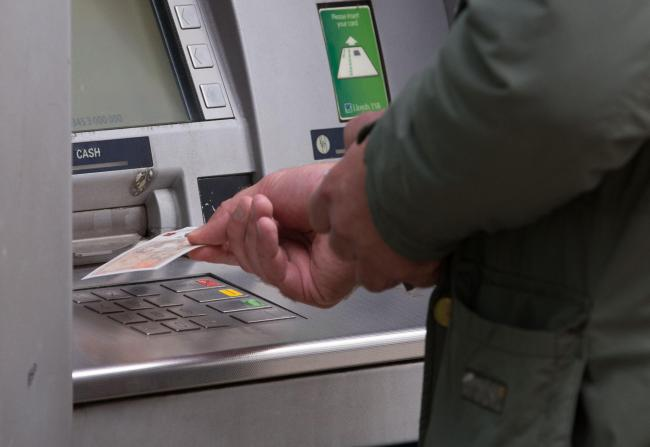The disappearance of ATMs in remote areas has many detrimental effects
