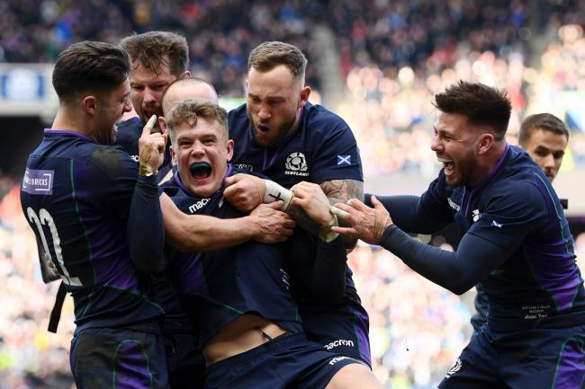 Scotland have to give their all against Ireland tomorrow
