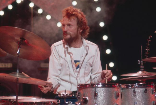 Ginger Baker became a drummer almost by accident and went on to form the band Cream