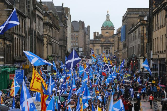 AUOB have carved out their special place in the independence movement