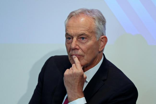Tony Blair: Scottish independence is 'back on the table again'