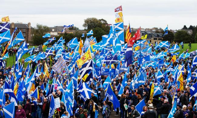 The Scottish Independence Foundation wants to see an empty bank account come the day of indyref2