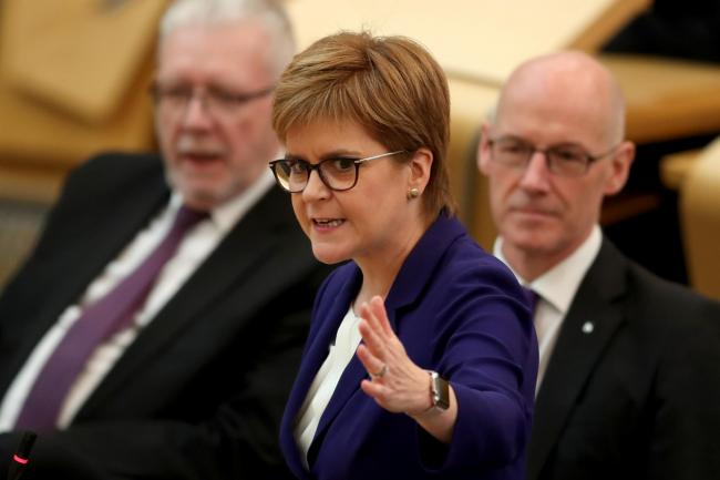 Scottish and Welsh FMs demand more time to scrutinise 'damaging' Brexit deal