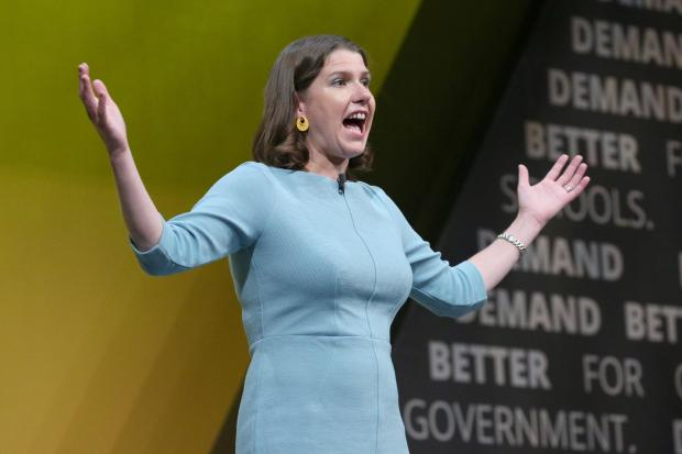 The National: 99% of people believe Jo Swinson will be PM in another fake statistic