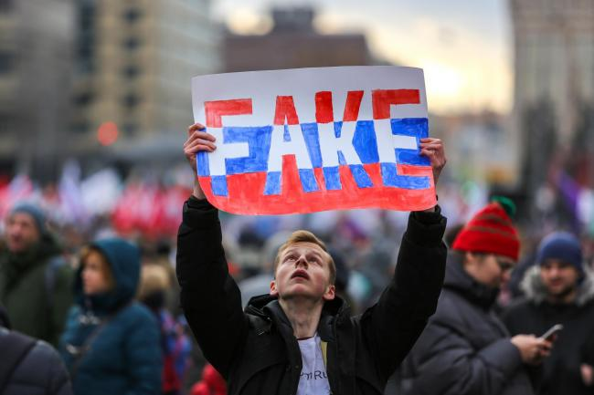 Complaining about fake news is fine, but the onus is on all of us to do more