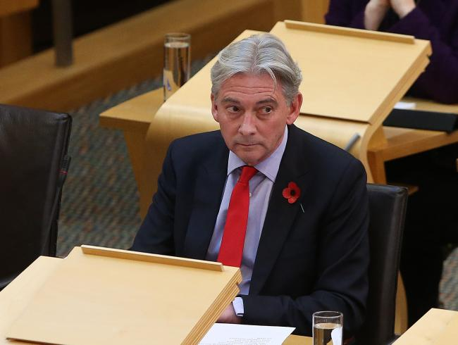 Richard Leonard's party have dropped three candidates in two weeks
