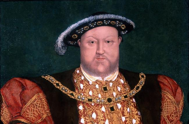 Henry VIII gave himself the power to change laws without making new ones