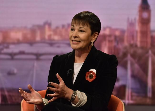 Caroline Lucas says that climate shaming is not productive, and we must hold big corporations to account