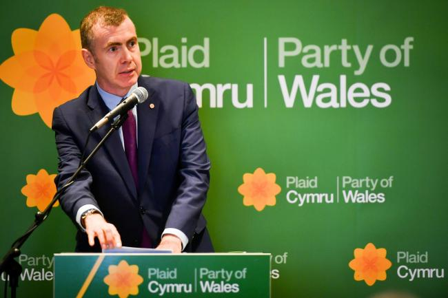 Plaid Cymru leader Adam Price says the commission will examine how the country can be independent in the next 10 years