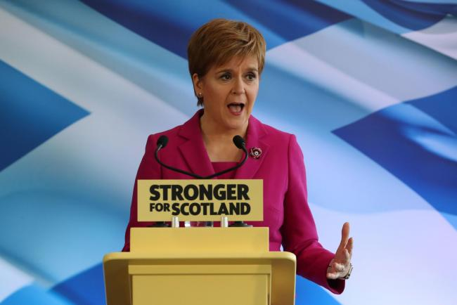 Nicola Sturgeon has been invited to the debate