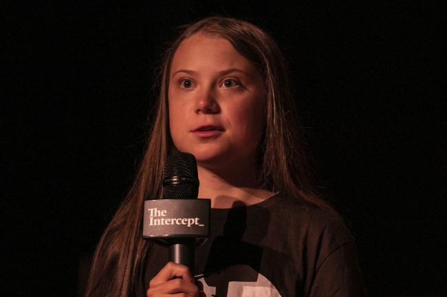 Thanks to Greta Thunberg and Extinction Rebellion, more and more young people are aware of climate change