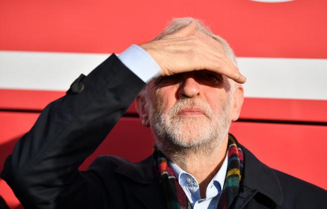 Jeremy Corbyn out on his 'hopeless mission', but can he see a way to win this election?