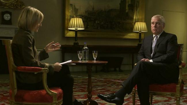 Many questioned the wisdom of Prince Andrew appearing in a live interview with Emily Maitlis