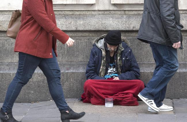 A pastoral letter from the church's bishops cites a rise in homelessness