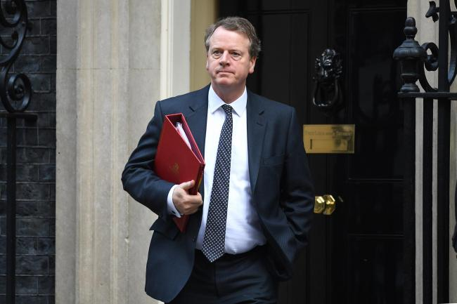It was thought Scottish Secretary Alister Jack would be sacked
