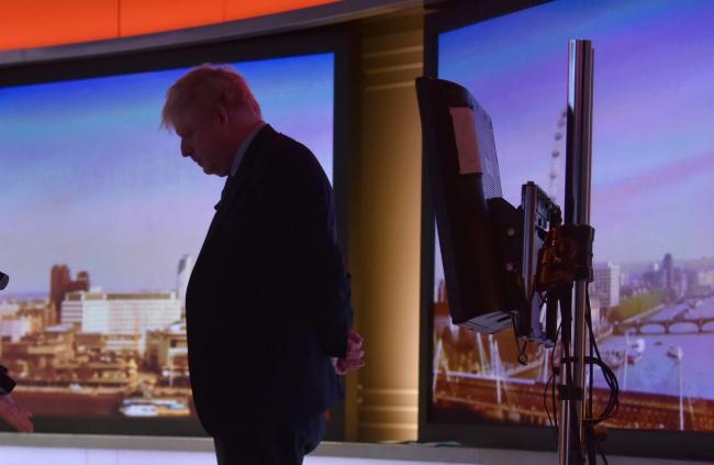 Boris Johnson's TV appearance was marred by his lies and sidestepping of truth