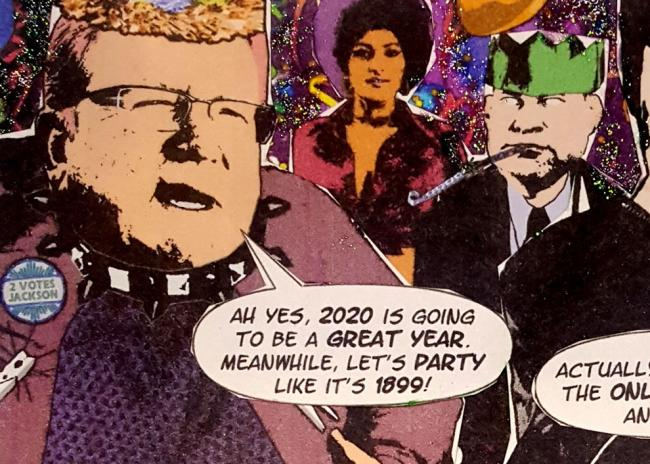 Jackson Carlaw and co look for a way to Britainnify the New Year
