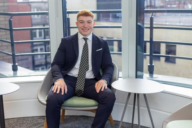 Incovo CEO Chris Thomas, 21, has sought to modernise the firm since taking charge in 2017