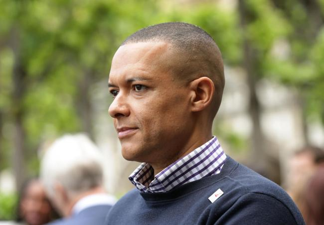 Clive Lewis's support for a second independence referendum did not go down well with Labour centrists