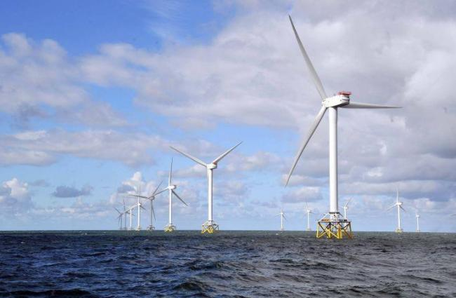 Contracts to supply turbine jackets for SSE's offshore wind farm, Seagreen, were awarded to firms in China and UAE