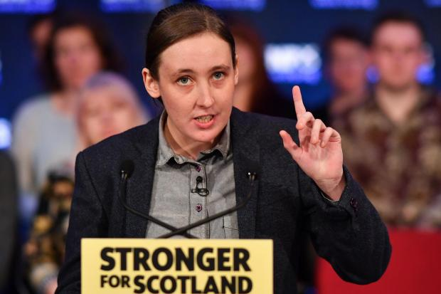 Mhairi Black said her preference would still be to do it by the book