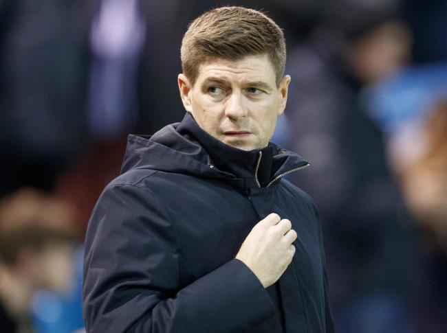 Steven Gerrard questioned his side's mentality at Kilmarnock.