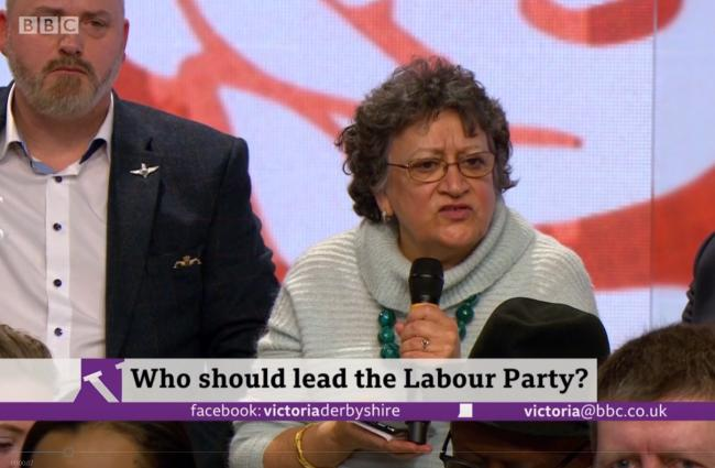 WATCH: BBC's Labour leadership debate IGNORES only question asked on Scotland