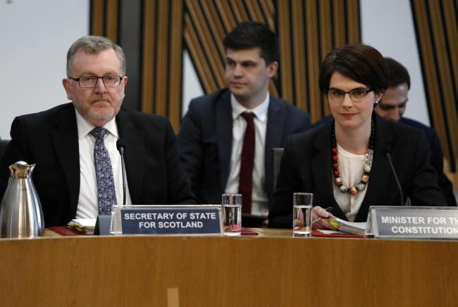 Chloe Smith is the favourite to become Minister for the Union