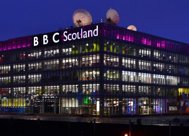 Successful applicants had the option to train at BBC Scotland's HQ in Glasgow in previous years