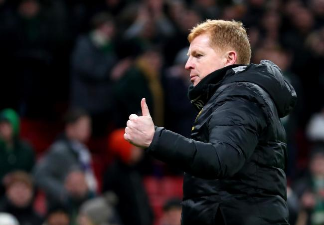 Neil Lennon is pleased with how things are going a year into his second stint as Celtic manager.