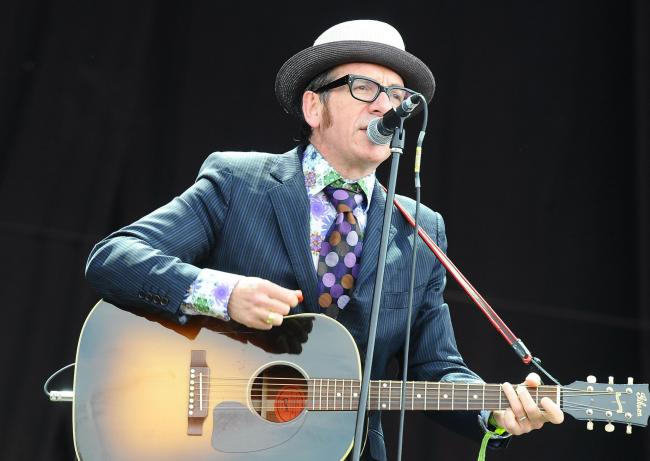 Elvis Costello is set to play Glasgow's Armadillo