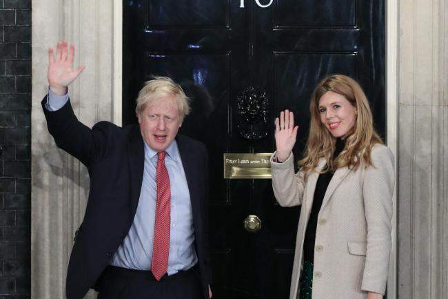 Allies of Boris Johnson said Carrie Symonds does not play a leading role in the Government