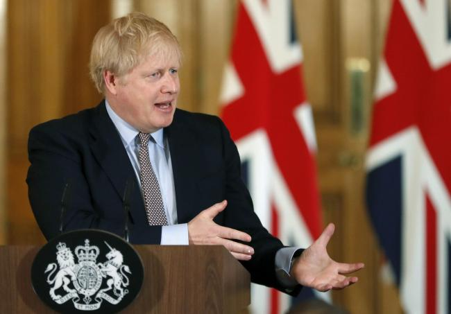 Boris Johnson faced criticism after his financial support ignores renters