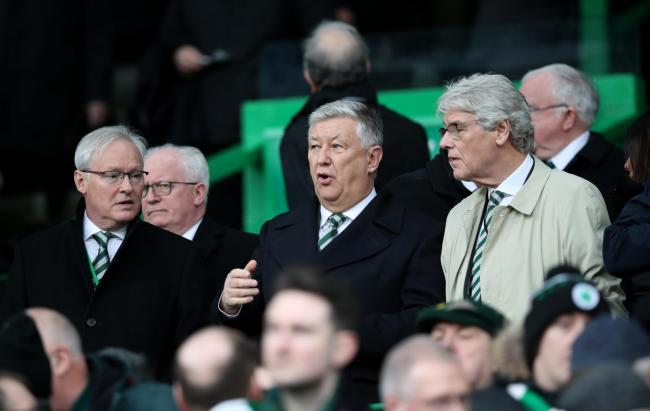 Peter Lawwell has pledged that Celtic will support vulnerable groups in the community.