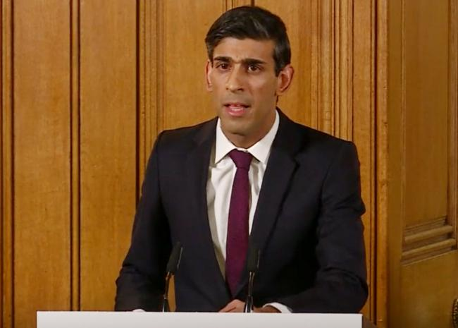Rishi Sunak announced billions of pounds worth of support measures