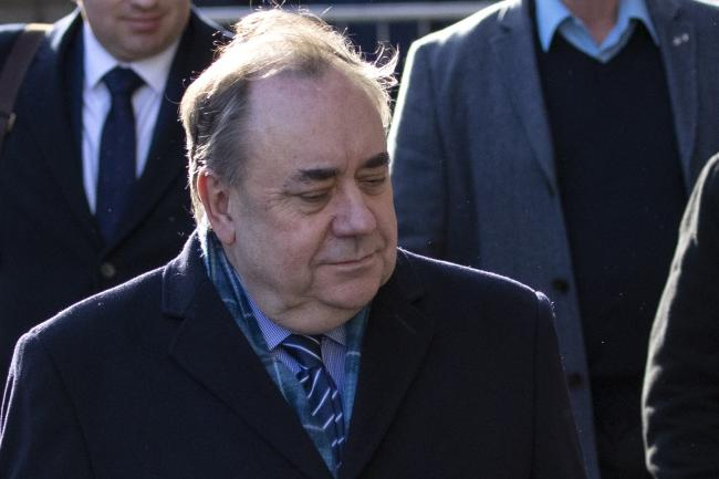 Alex Salmond said the allegations against him were exaggerated
