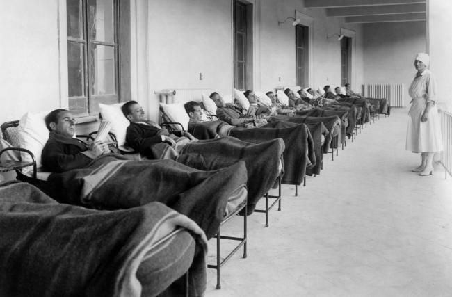 Tuberculosis was once a feared, incurable disease