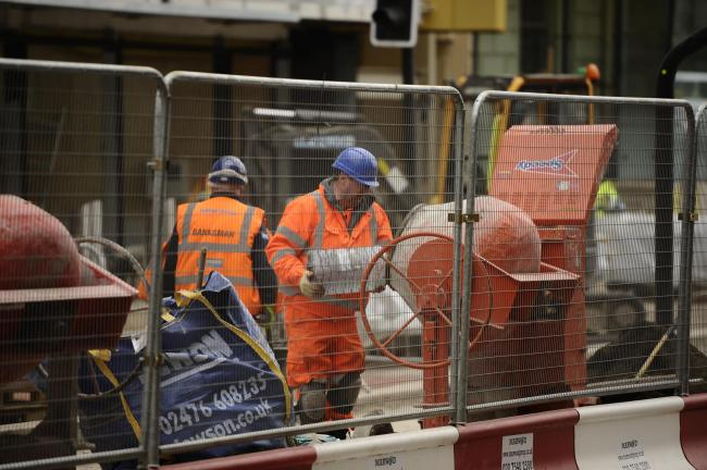 Construction bosses in Scotland say there is a two-tiered system operating in the industry