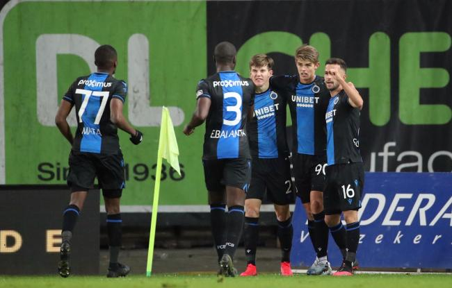 Scottish football take notice as Belgium end league early with Club Brugge crowned champions