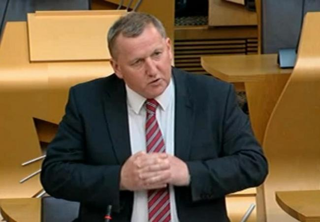 Alex Rowley is still talking about federalism, despite all the evidence Scots do not want a halfway house